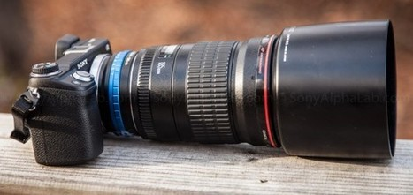 Sony Nex-6 – Manual Focus and Focus Peaking with Fotodiox Lens Adapter and Canon EF Lenses | Sony Nex Cameras and Lens Adapter Options!! | Scoop.it