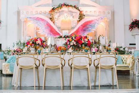 13 Glamorous Tabletop Ideas for Summer Events   Event Accessories: Ideas, Designs, ETC.   Scoop.it