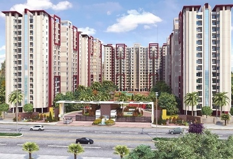 BBD Lotus Court | +91-9235322200 | 2/3 BHK Apartment in Lucknow | Real Estate Company- Realty Structure | Scoop.it
