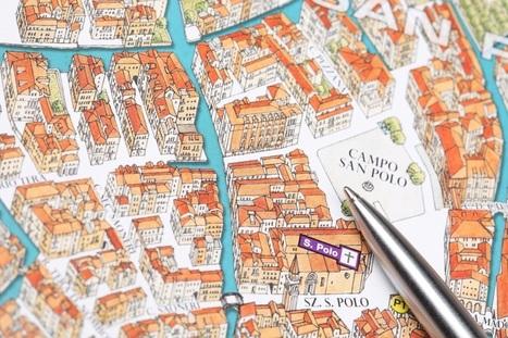 Locos por el ELE: Ciudades: herramientas digitales, evaluación e integración de destrezas | Las TIC en el aula de ELE | Scoop.it