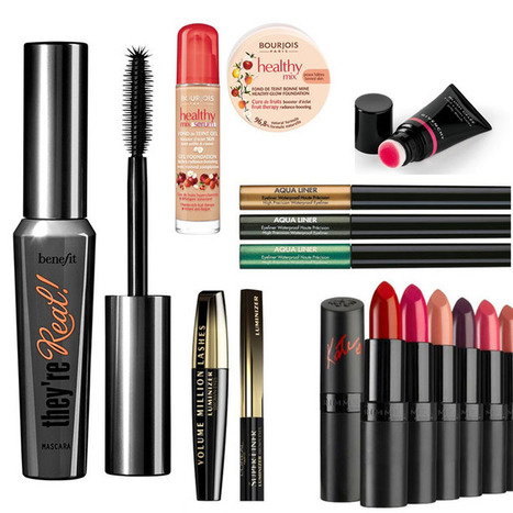 Best of maquillage 2011 : Top 6 des produits de beauté phare de l ... - Plurielles.fr | Tendances maquillage | Scoop.it