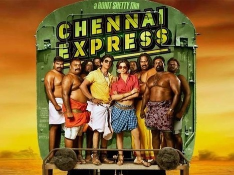 The Perfect Masala Film - Chennai Express   Birth and Expansion of the Bollywood Industry   Scoop.it