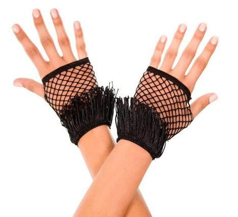 Mini diamond net glove | legsappeal | Scoop.it