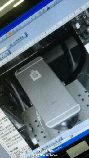 Purported iPhone 6 pictures show protruding camera, rounded ... | apple-ipe | Scoop.it