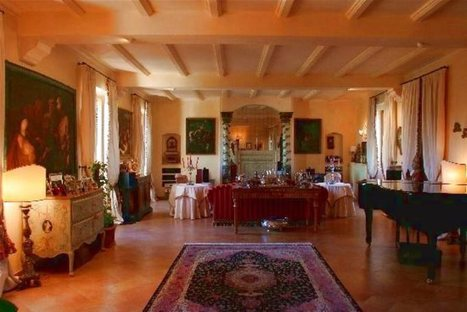 """Luxury Palazzo in Le Marche """"Palazzo Nelson"""" To Live in Luxury 