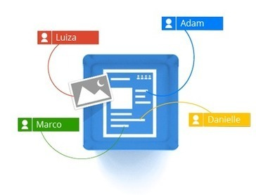 Teaching the Teacher: Peer Editing Using Google Drive | A Educação Hipermidia | Scoop.it
