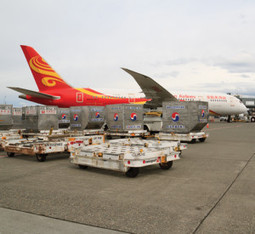 Carrier turf war turns Sea-Tac into a cargo player - Air Cargo World (registration) | Global Logistics Trends and News | Scoop.it