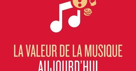 La valeur de la musique aujourd'hui en Belgique (Etude SABAM) | MusIndustries | Scoop.it