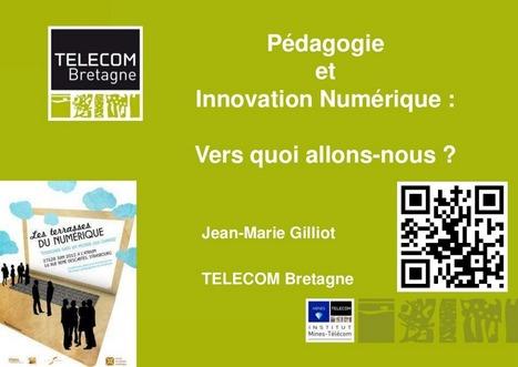 Pédagogie et innovation numérique, vers quoi allons-nous? | TUICE_Université_Secondaire | Scoop.it