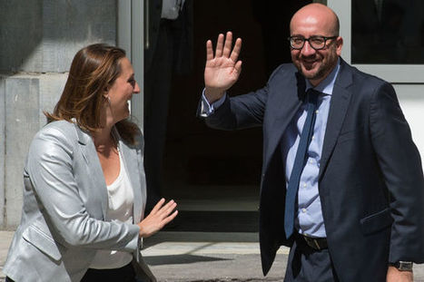 Charles Michel et ses barbares | Belgitude | Scoop.it