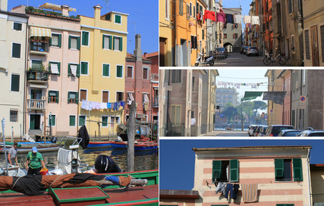 Venice sights on the clothesline | binNotes Italy - Wines & Culture | Scoop.it