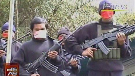 Sendero Luminoso emite mensajes radiales en el VRAEM - Perú21 | Terrorismo en el Perú | Scoop.it