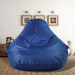 Why A Bean Bag Is The Most Comfortable Chair In The House | Furniture | Scoop.it