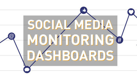 Social Media Monitoring Dashboards | Managing Online Reputations Lawyer-Style | Scoop.it