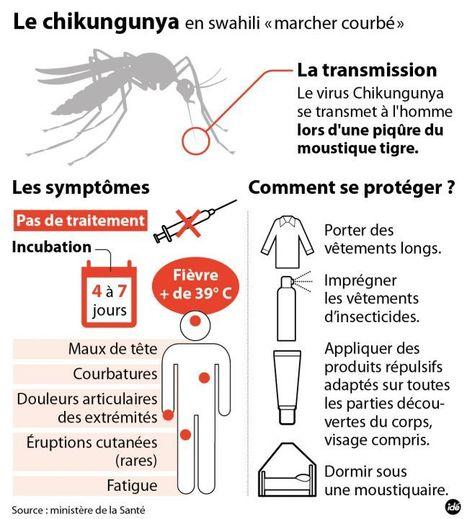 Un premier cas de chikungunya diagnostiqué en Aveyron | Toxique, soyons vigilant ! | Scoop.it
