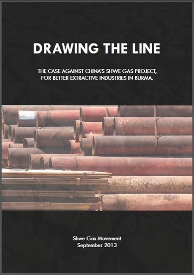 Shwe Gas Movement » Blog Archive » Drawing the line | Burma in Transition | Scoop.it