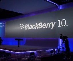 BlackBerry unveils BlackBerry 10 and its first two devices, the Z10 ... | Handsets and Devices | Scoop.it