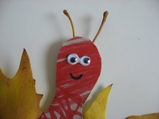 Fall Butterfly Craft | No Time For Flash Cards | Preschool | Scoop.it