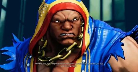Street Fighter: The Evolution of Balrog |TheZonegamer | Thezonegamer | Scoop.it