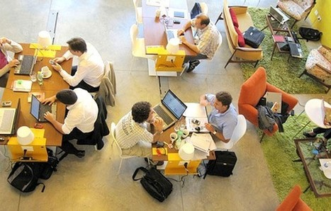 What's the Top Benefit of Co-Working Spaces?   Coworking   Scoop.it