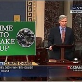 U.S. Senator Delivers 50 Speeches in 50 Weeks Calling for Action on Climate Change | EcoWatch | Scoop.it