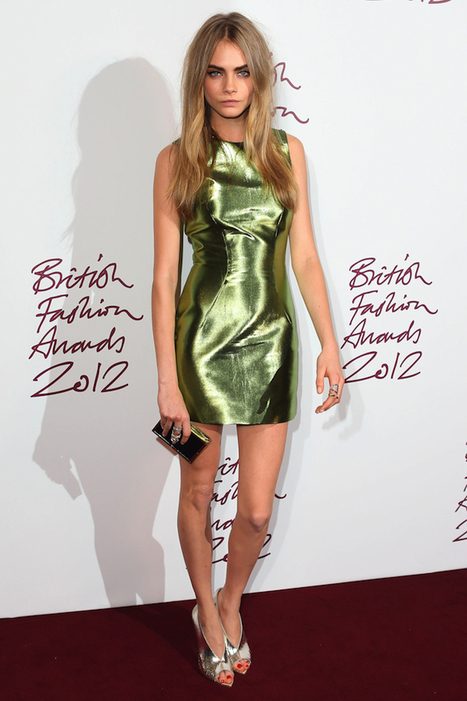 British Fashion Awards 2012 : The Winners List | Fashion for all man kind | Scoop.it