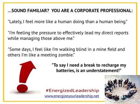 Energize Your Leadership | Leadership | Scoop.it