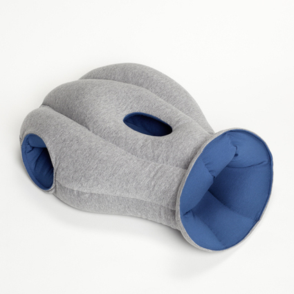 Ostrich Pillow ® to sleep everywhere!   What about innovation?   Scoop.it