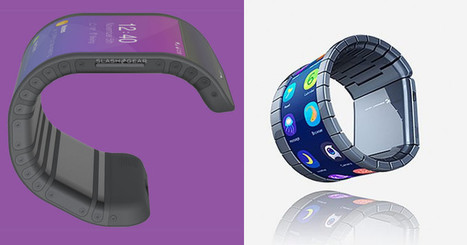 Samsung exec: bendable phone is right around the corner | News we like | Scoop.it