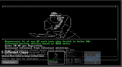 SanctuaryRPG Wiki | ASCII Art | Scoop.it