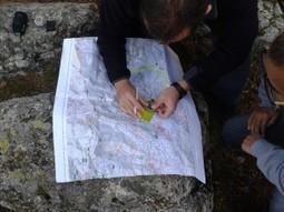 Taller de orientación y geología | Turismo Geológico | Ciencia y Tecnología | Scoop.it