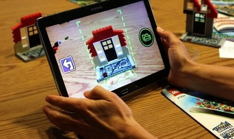 LEGO Fusion Allows Virtual World Building With Actual LEGOs | 3D Virtual-Real Worlds: Ed Tech | Scoop.it