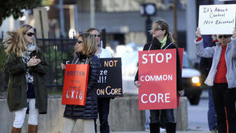 Common core protesters say get rid of new standards - Baltimore Sun (blog) | Learner outcomes | Scoop.it