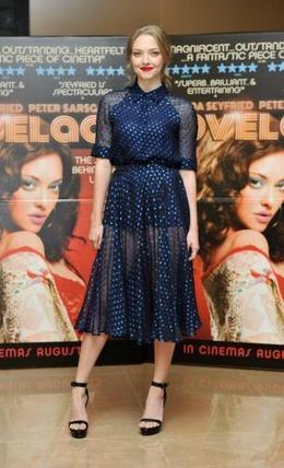 'Lovelace' made Seyfried feel like real actor - Movie Balla | News Daily About Movie Balla | Scoop.it