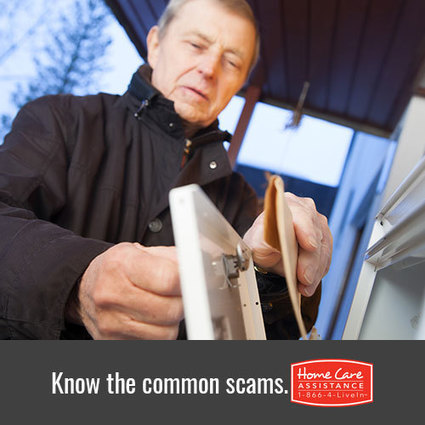 Reduce the Risk of Identity Theft for Your Aging Loved One | Home Care Cincinnati | Scoop.it