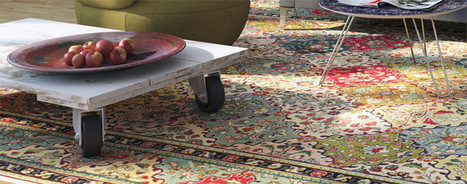 Interview with interior design consultant Elizabetth Henberg   Inspiration and decorating with Handmade carpets   Scoop.it