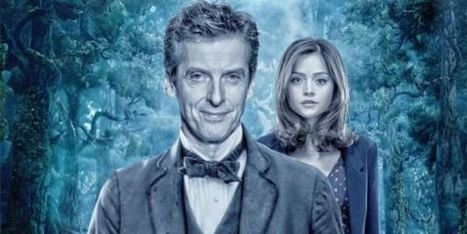 Doctor Who saison 8 : France 4 décale la diffusion à mars - Terrafemina | Choose Steampunk | Scoop.it