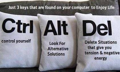 CTRL + ALT + DELETE fact | Quotes | Scoop.it