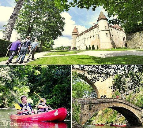 Pierre-Perthuis, entre nature et culture, à la frontière de la Nièvre | Merveilles - Marvels | Scoop.it