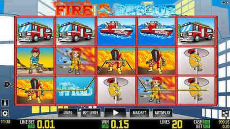 Νέο φρουτάκι με συναρπαστικό παιχνίδι το Fire & Rescue στο Bet8 | ellinika Online Casino | Scoop.it