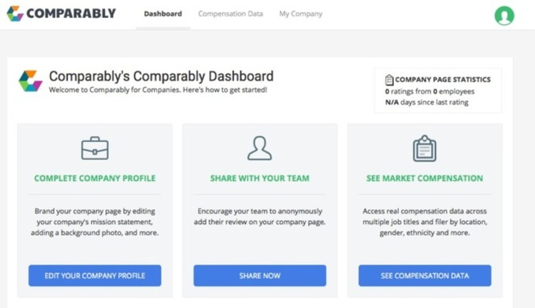 Comparably lets you better understand industry-wide salaries - VentureBeat | The MarTech Digest | Scoop.it