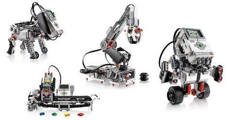 Robotique du primaire au lycée : usages avec les robots LEGO - Ludovia Magazine | Ressources pour la Technologie au College | Scoop.it