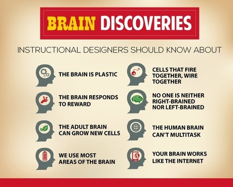 8 Brain Research Discoveries Every Instructional Designer Should Know About | TEFL & Ed Tech | Scoop.it