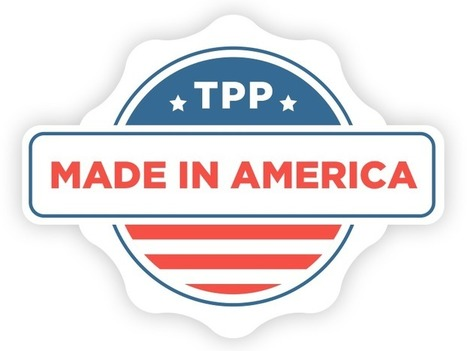 The Trans-Pacific Partnership: Preserving a Free and Open Internet | BroadbandPolicy | Scoop.it