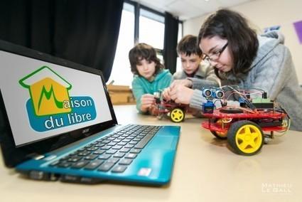 Les petits hackers : génération «ça crée» #BrestBC   Coopération, libre et innovation sociale ouverte   Scoop.it