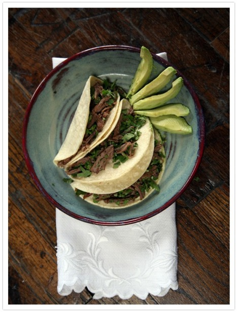 Beef Brisket Tacos « Muy Bueno Cookbook | Slow-cooking Latin-style | Scoop.it