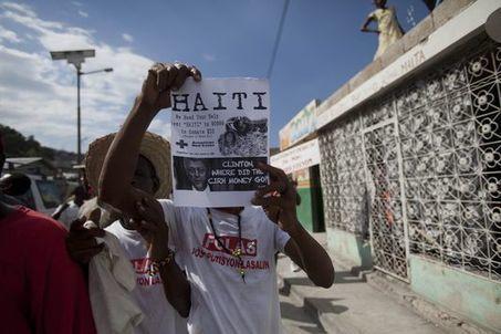 Cinq ans après le séisme, Haïti est toujours sous perfusion ... | ONG et solidarité internationale | Scoop.it