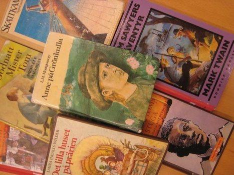 Biblioteket är en guldgruva... | Enskede bibliotek på Facebook | #ssbnu | Scoop.it