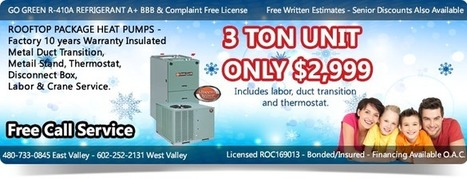 A Better Contractor – Arizona Cold Air | Air Conditioner Repair Services | Scoop.it