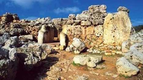 Digging into Malta's prehistoric past - Times of Malta | Ancient Geography | Scoop.it